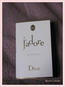 lot noel echantillon dior