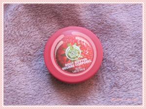 The Body Shop beurre corporel fraise