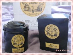 thé mariage frères bolero