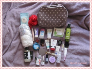 trousse toilette long we paris