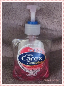 carex strawberry lace