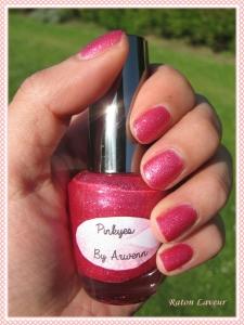 Pinkyes By Arwenn
