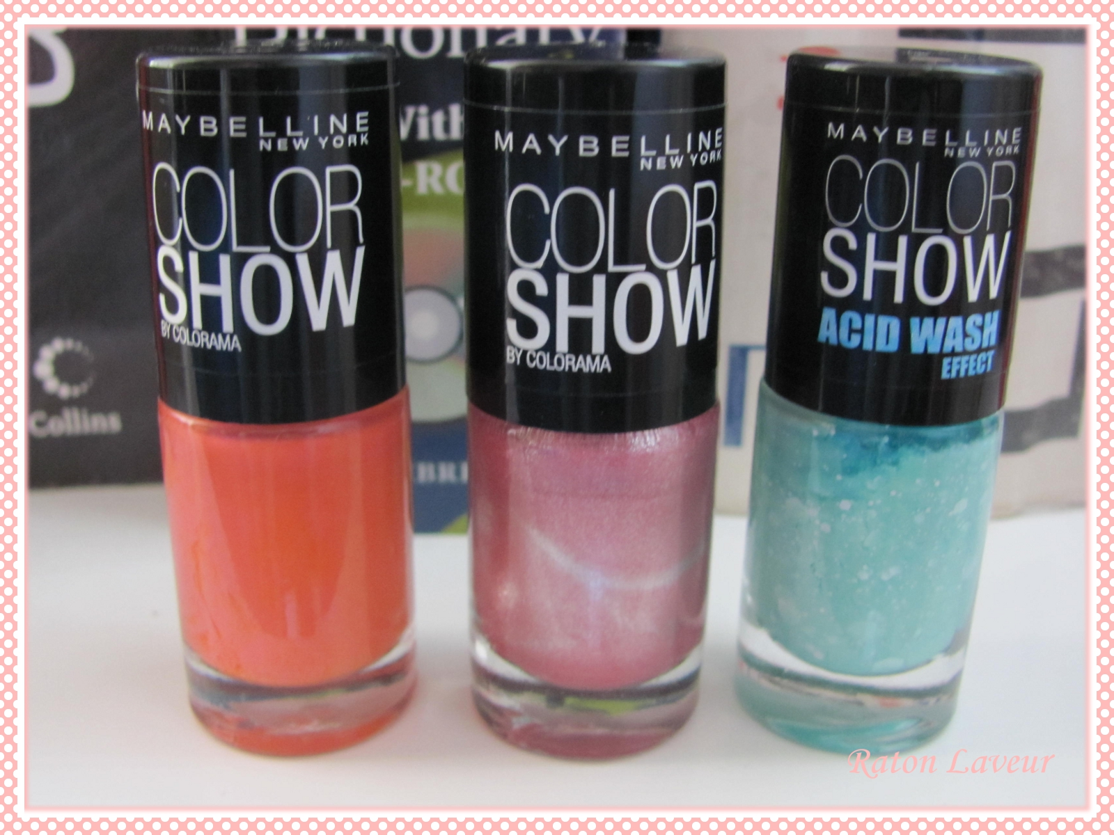 vernis colorshow - Vernis Color Show