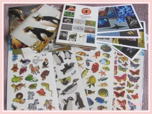cartes postales zoo apr 2016