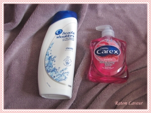 head shoulders et carex