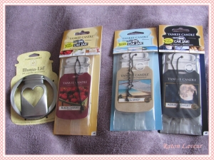 yankee candle illuma jar et air freshener